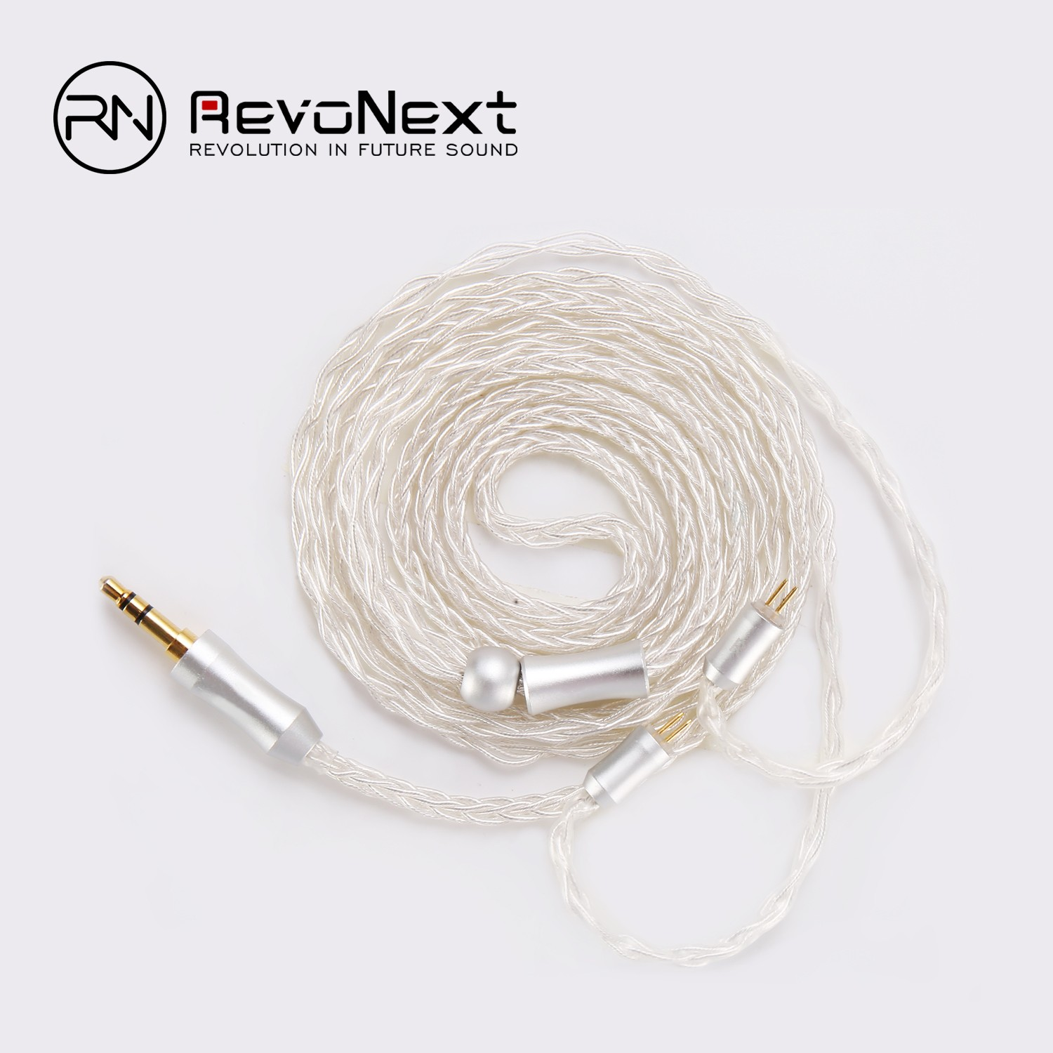 RevoNext customized earbud cable factory bulk buy-1