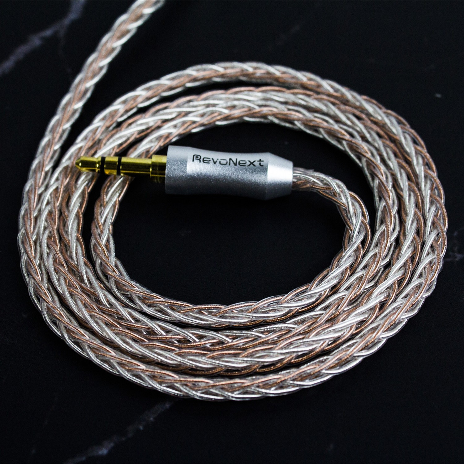 RevoNext headphone cable with microphone directly sale for earbuds-9