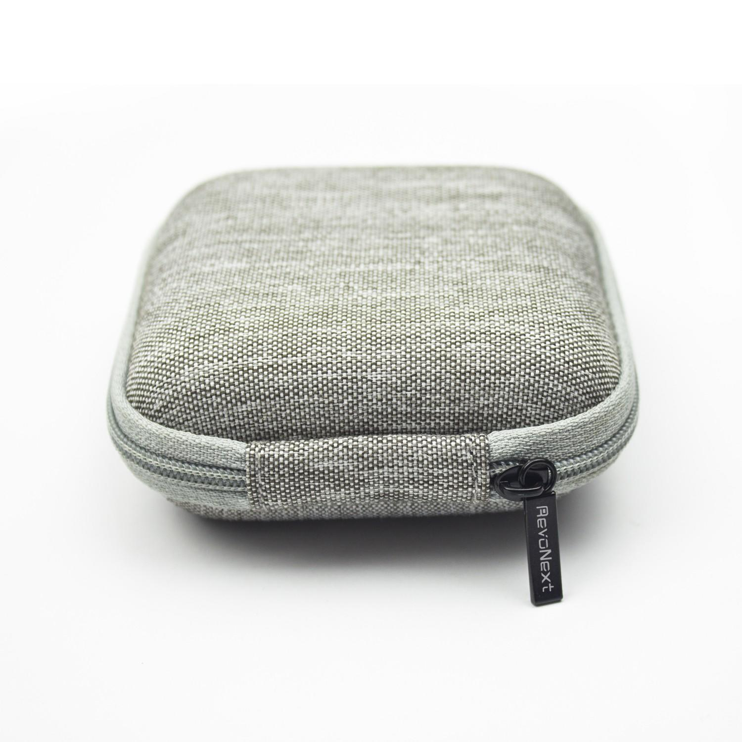 RevoNext headphone travel case factory direct supply for headphone