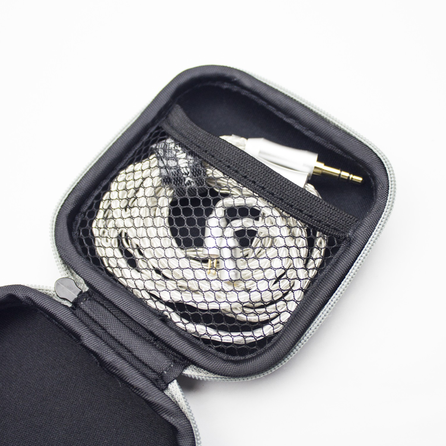 RevoNext silver earphone case online supply for office-7