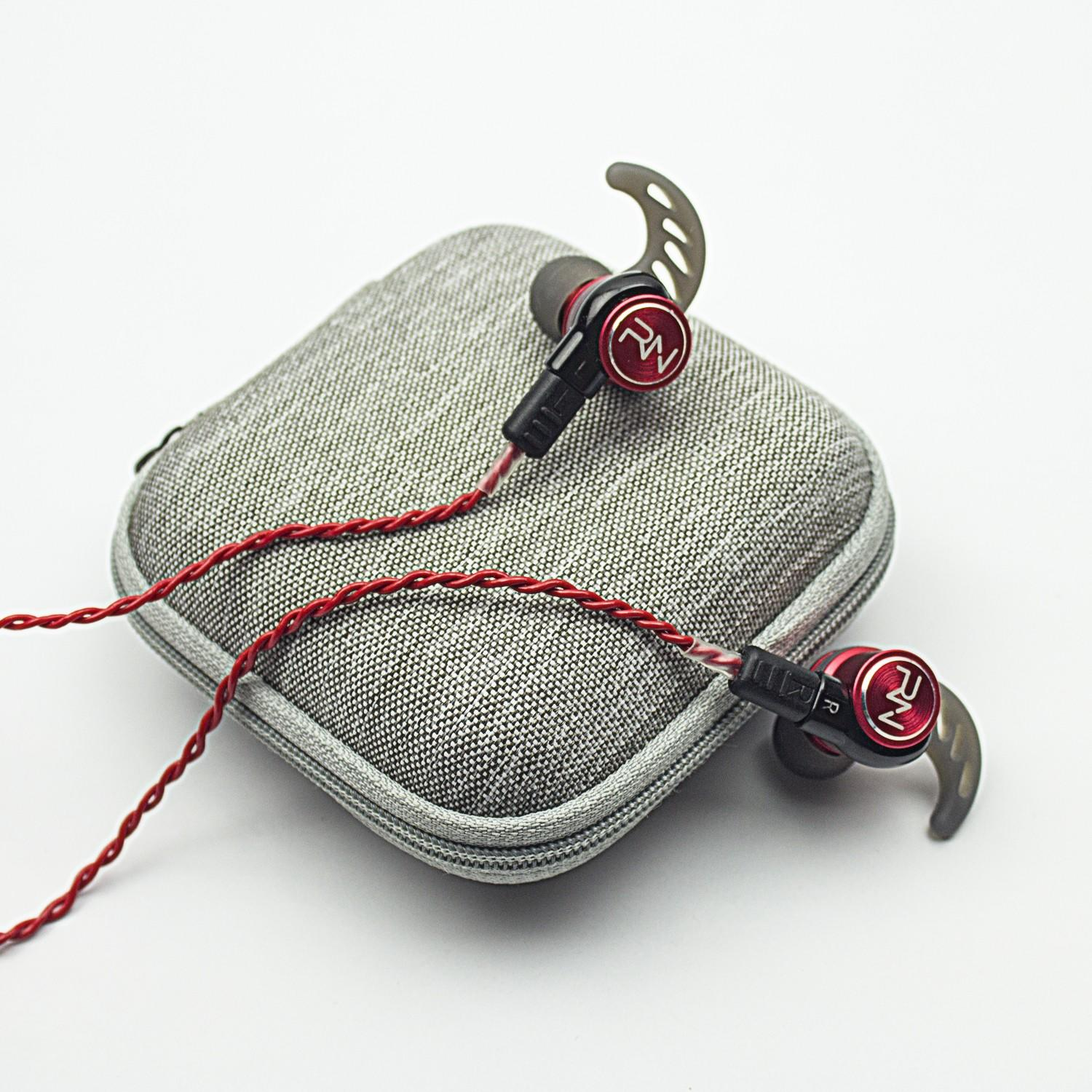 RevoNext silver earphone case online supply for office