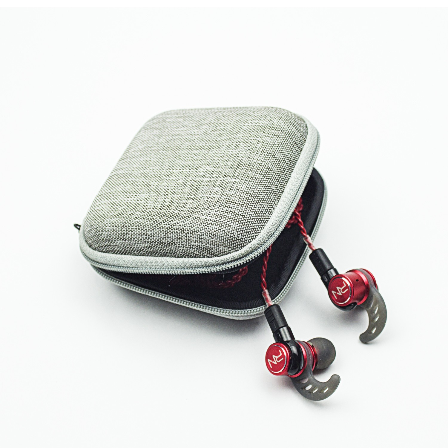 RevoNext silver earphone case online supply for office-11