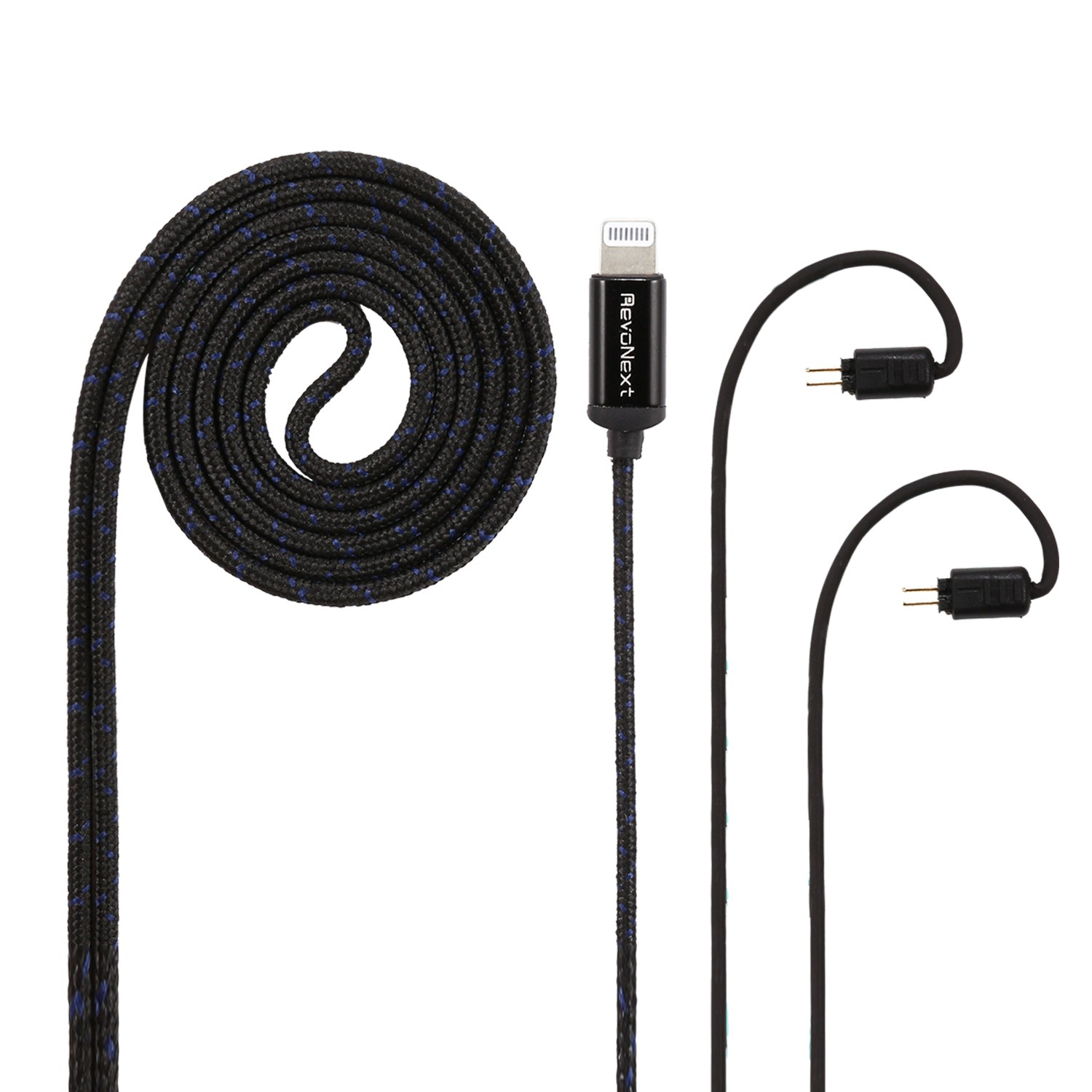 RevoNext top selling lightning cable earphones bulk buy bulk production-6