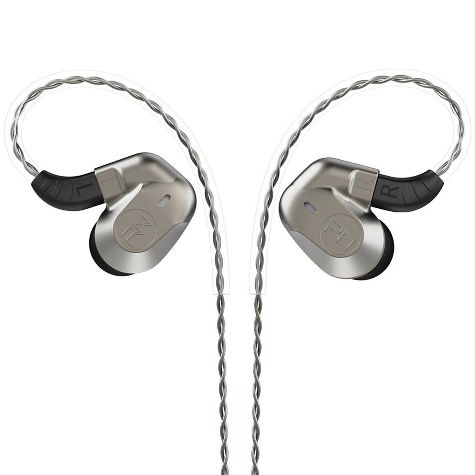 NEX602 Quad Drivers In-Ear Headphone