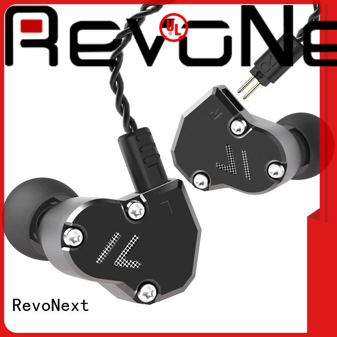 durable best hifi in ear headphones qt3s factory direct supply for home