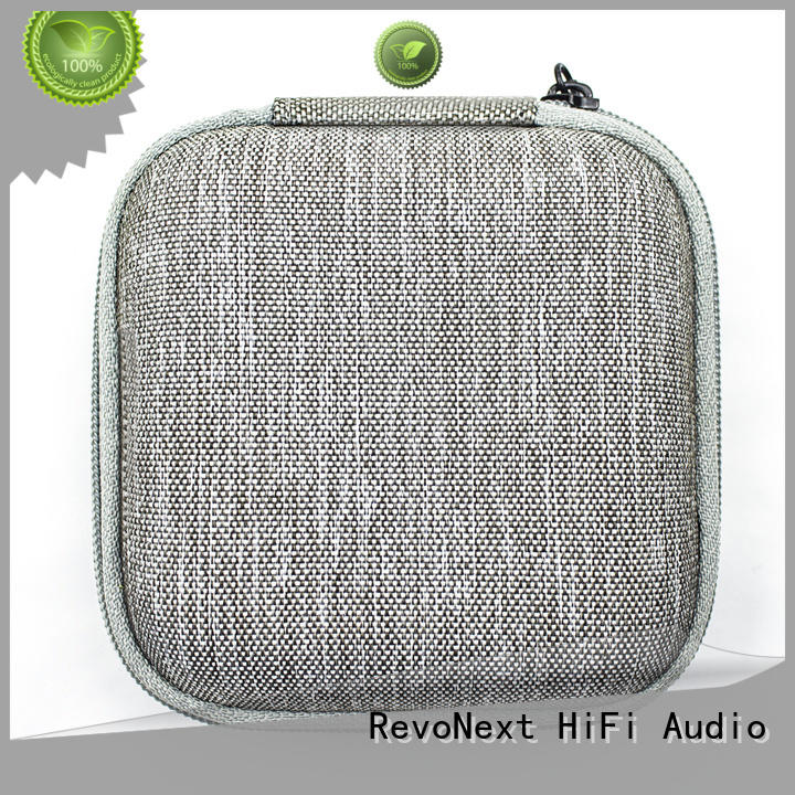 RevoNext high quality earbud case supplier for headphone