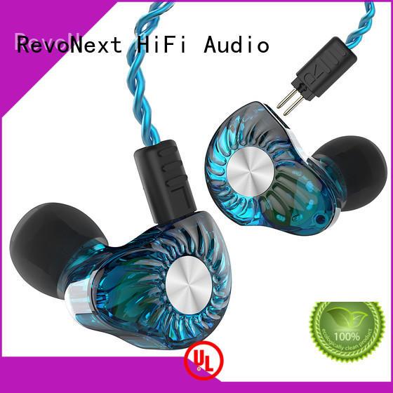 inear good in ear headphones headphone for gym centre RevoNext