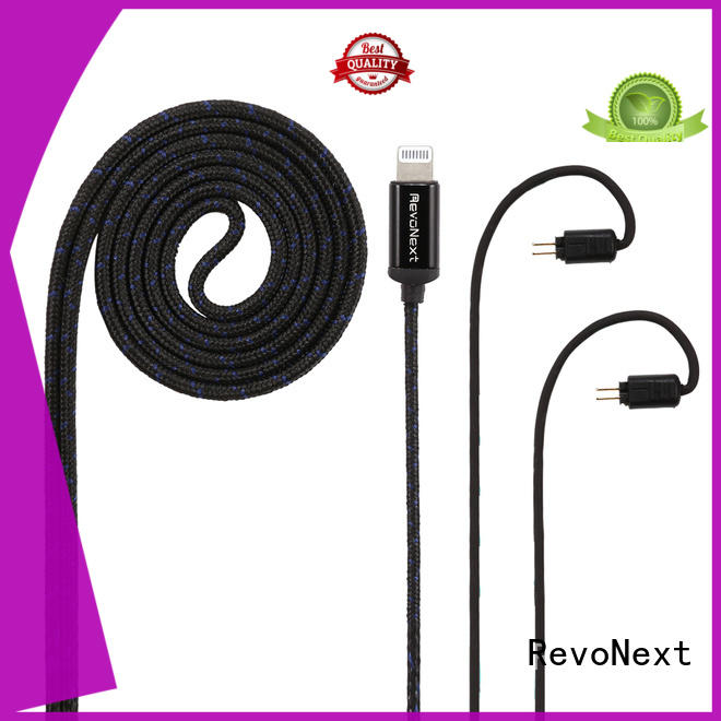 RevoNext reliable best headphone cable factory direct supply for sale