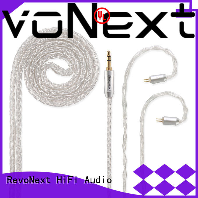 RevoNext utility silicone earbud case plated for sport