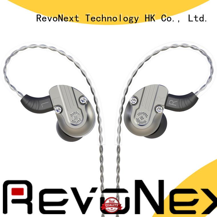 RevoNext earphones best in ear headphones for music directly price for gym centre