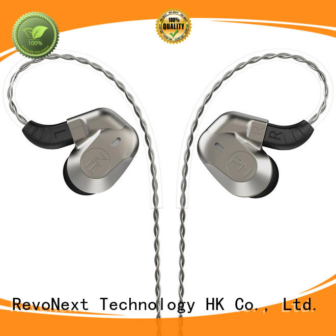 NEX602 Quad Drivers In-Ear Headphone