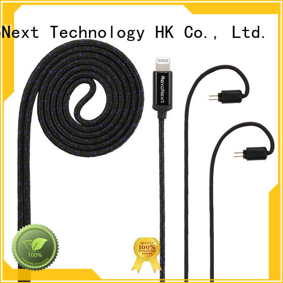 RevoNext earbud cable bulk buy for stereo sound