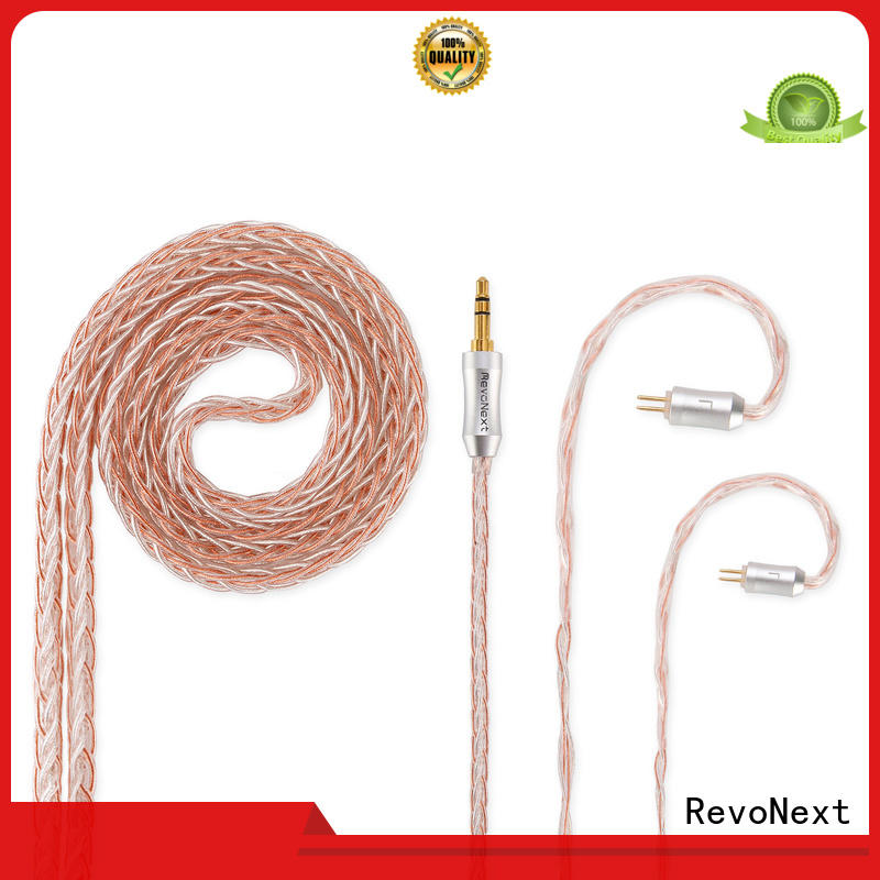 RevoNext best price high quality headphone cable inquire now for earbuds