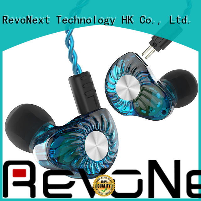 RevoNext qt3s cheap in ear headphones company for gym centre