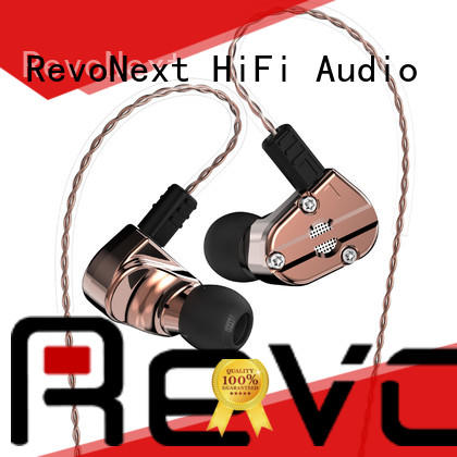 RevoNext triple best quality in ear headphones supply for sale