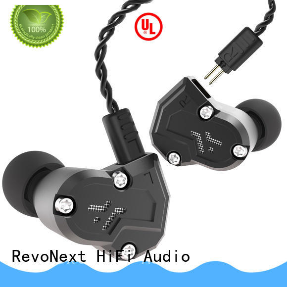 RevoNext earphones best rated in ear headphones for sale for sport