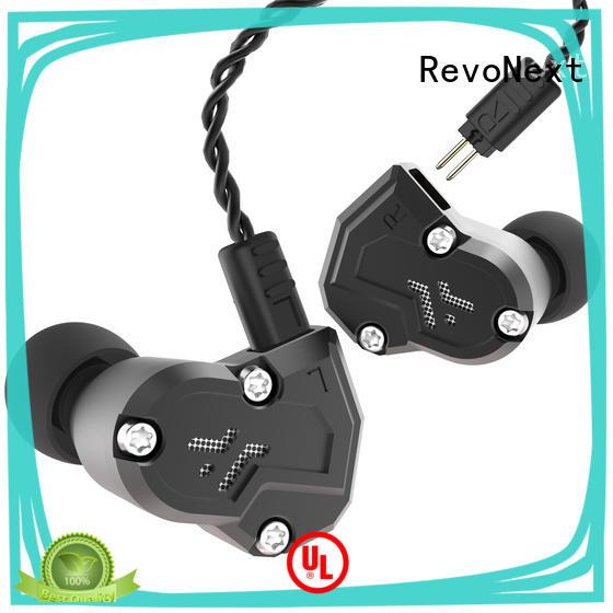 RevoNext qt2s quad driver earphones suppliers for jogging
