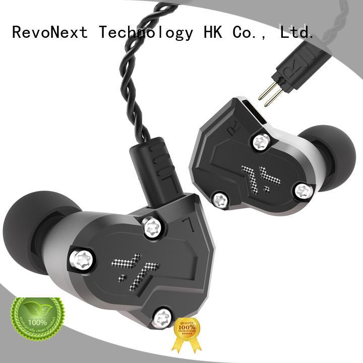 triple best cheap in ear headphones qt5 home RevoNext
