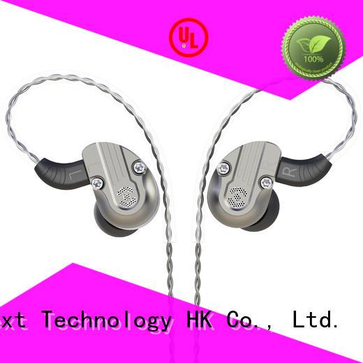 RevoNext hifi sound effect good in-ear headphones supply for school