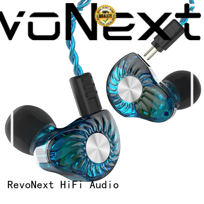 dual Custom triple best buy in ear headphones drivers RevoNext