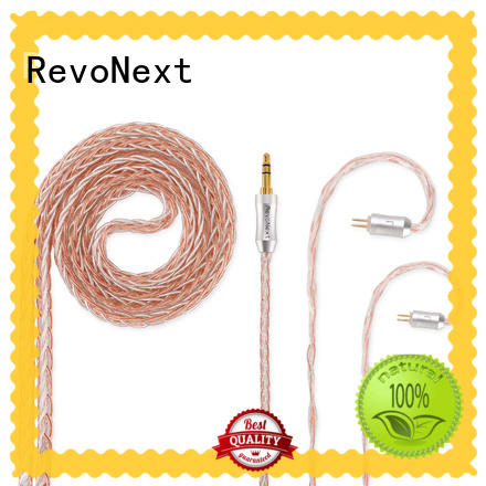 RevoNext durable lightning cable earphones factory for earphone