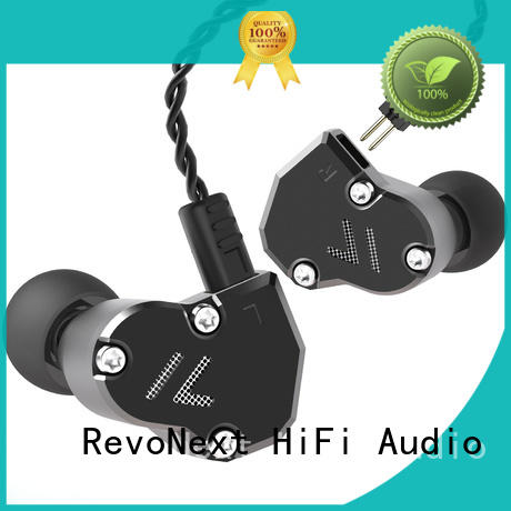 dual quad best buy in ear headphones RevoNext Brand