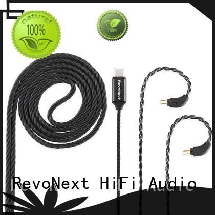 RevoNext carrying hifi in ear headphones bulk buy bulk production