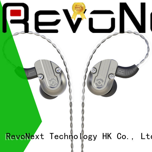 RevoNext comfortable wear best cheap in ear headphones supply for jogging