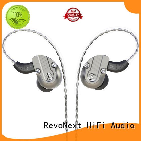 RevoNext best valued best dual driver earbuds best manufacturer bulk buy