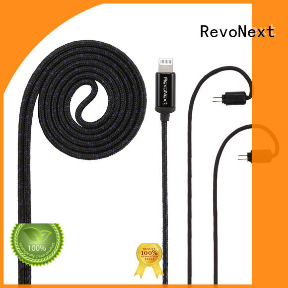 RevoNext bluetooth cable company for earphone