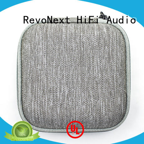 RevoNext stable earphone carrying case factory direct supply bulk production