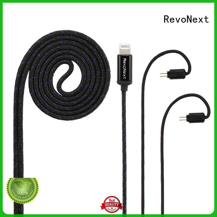 RevoNext best headphone cable wholesale for sale