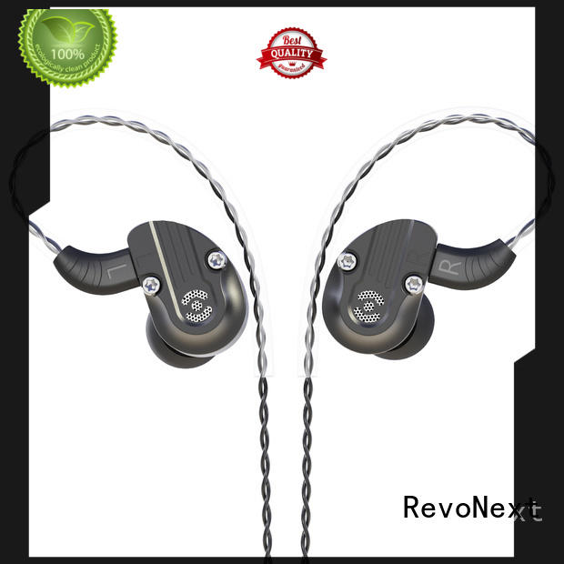 RevoNext best price best in ear headphones for music factory direct supply bulk buy