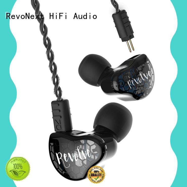 RX8S Triple Drivers In-Ear Headphone
