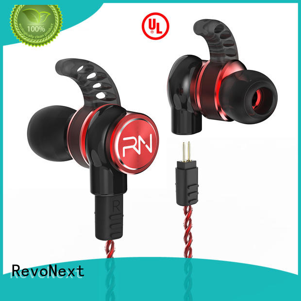 RevoNext rx8s best on ear headphones in ear monitor for firness room