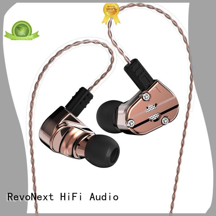 inner ear headphones dual for office RevoNext