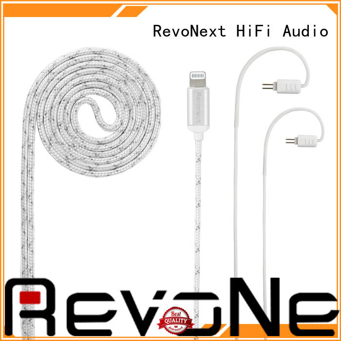 factory price headphone cable with microphone directly sale for sale