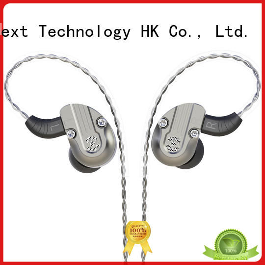 RevoNext quad best sounding in ear headphones earbuds for office