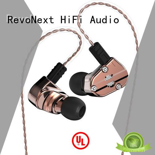 RevoNext low-cost in ear bluetooth headphones factory bulk production