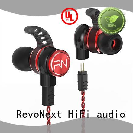 triple inear dual RevoNext Brand top ten in ear headphones manufacture
