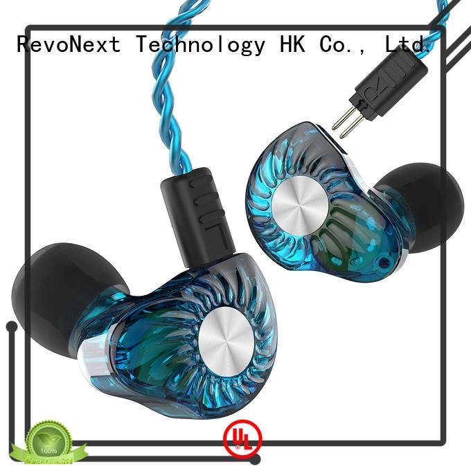RX8 Dual Drivers In-Ear Headphone