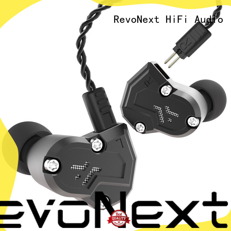 RevoNext sports best sounding earphones factory price for school