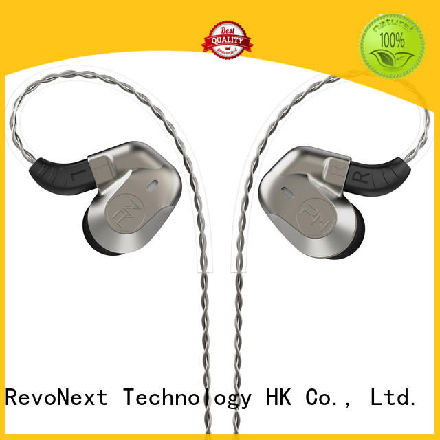 qt5 best in ear headphones for music noise cancelling for home RevoNext