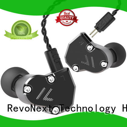 RevoNext qt5 good earbud headphones supply for home