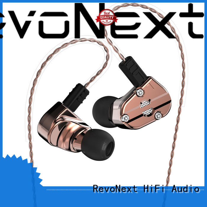 RevoNext hot-sale hifi earphones from China for office