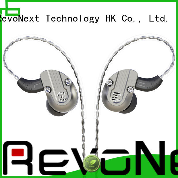 RevoNext customized best cheap in ear headphones from China bulk production