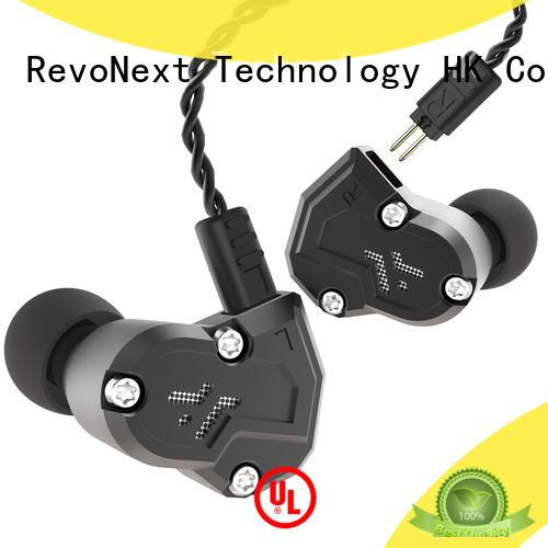comfortable wear dual drivers earphones qt2s bulk buy for home