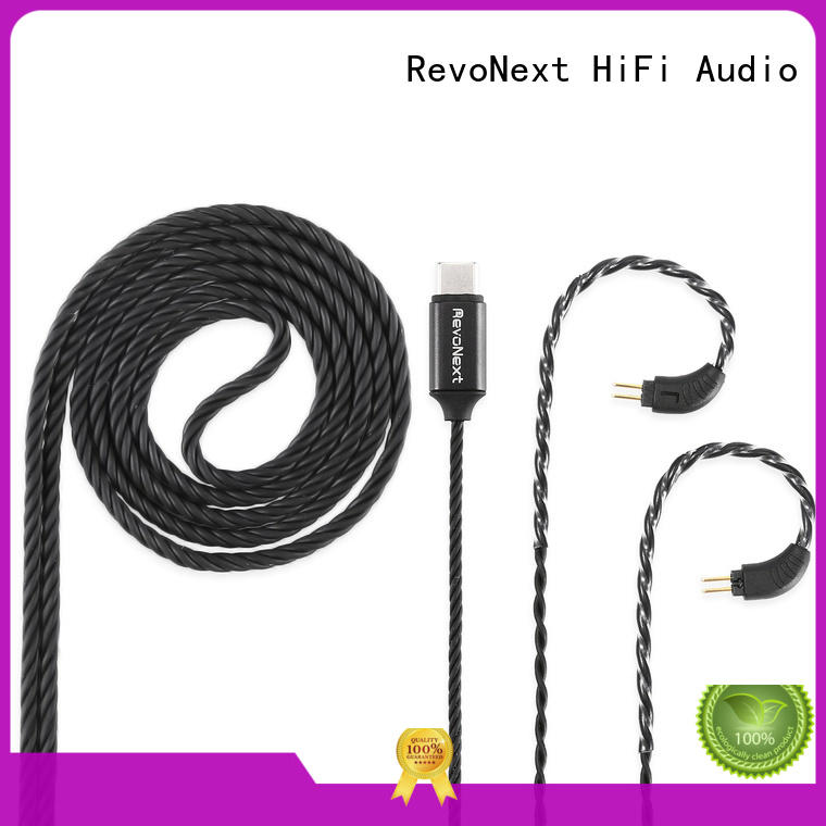 RevoNext durable silicone earbud case silver for firness room