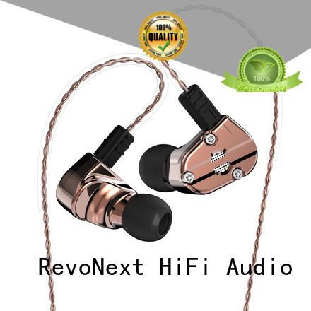 popular dual driver headphones in ear qt3s bulk buy for sale