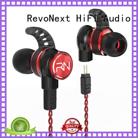 Quality RevoNext Brand quad best buy in ear headphones